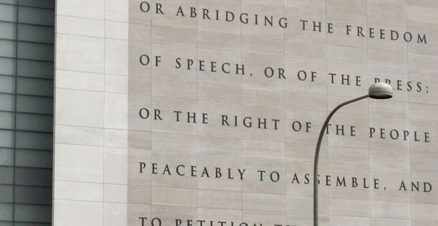 A THIRD OF AMERICANS DO NOT KNOW WHAT THE FIRST AMENDMENT IS
