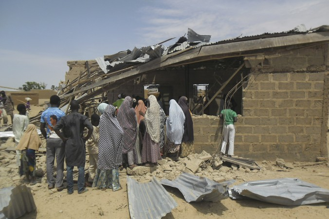 Bombs at Mosque, Restaurant in Central Nigerian City Kill44