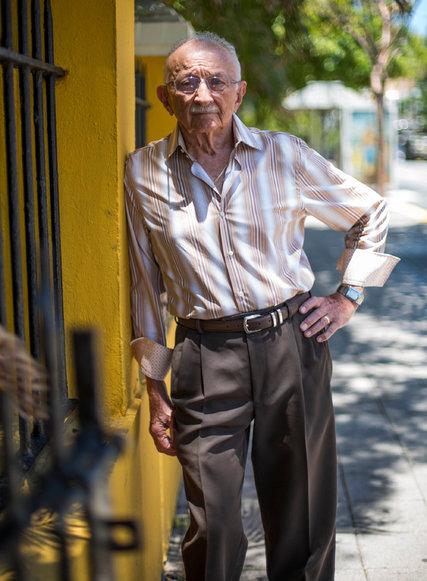 Older puerto rican men well