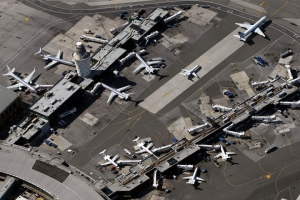 FILE- 75 Years Since La Guardia Airport Opens In New York