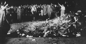 nazi-book-burning