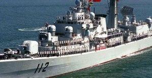 china-warship