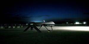 Predator Drones in Afghanistan