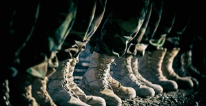 military-1boots