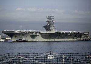 The-USS-Ronald-Reagan