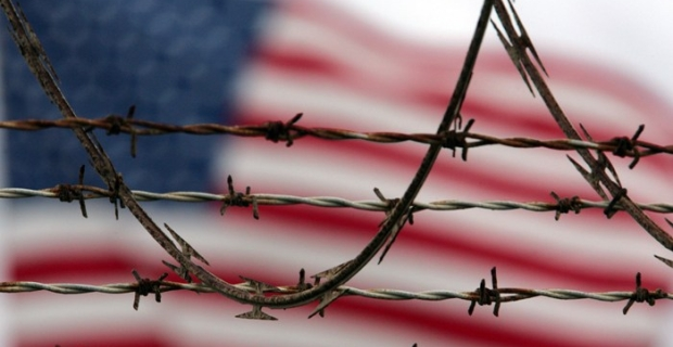 American-flag-barbed-wire