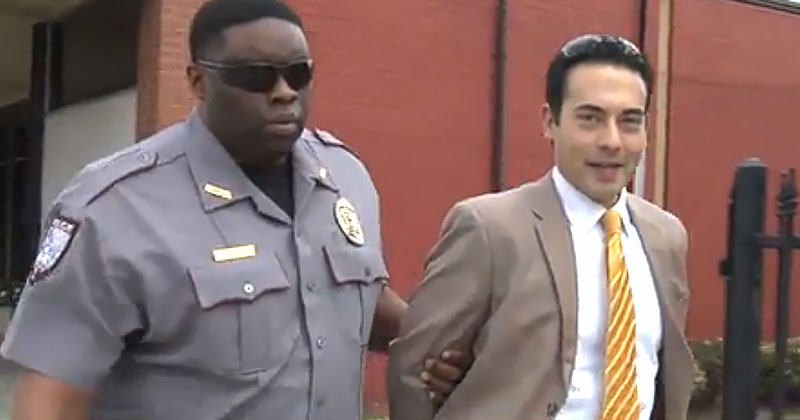 reporter-arrested