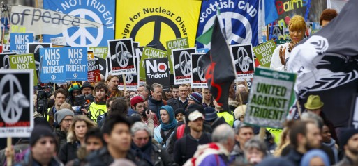 UK-demonstration-against-Trident-nuclear-weapons-system-London-27-Feb-16-pho-Tolga-Akmen-AA-513x239